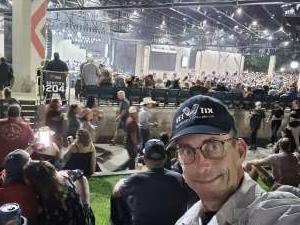 Darren Bullard attended Jason Aldean: Back in the Saddle Tour 2021 on Sep 10th 2021 via VetTix