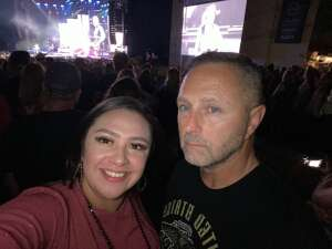 Jerry Cross attended Jason Aldean: Back in the Saddle Tour 2021 on Sep 10th 2021 via VetTix