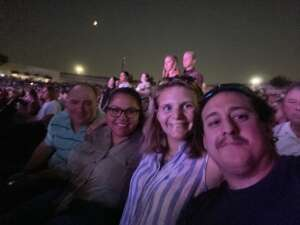 Amy  attended Jason Aldean: Back in the Saddle Tour 2021 on Sep 10th 2021 via VetTix