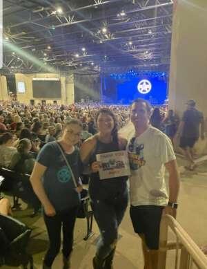 JB attended Jason Aldean: Back in the Saddle Tour 2021 on Sep 10th 2021 via VetTix
