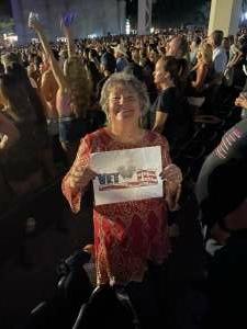 Trish attended Jason Aldean: Back in the Saddle Tour 2021 on Sep 10th 2021 via VetTix