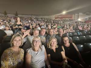 Nicole attended Jason Aldean: Back in the Saddle Tour 2021 on Sep 10th 2021 via VetTix