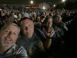 Darren H attended Jason Aldean: Back in the Saddle Tour 2021 on Sep 10th 2021 via VetTix