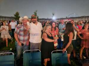 Chad attended Jason Aldean: Back in the Saddle Tour 2021 on Sep 10th 2021 via VetTix