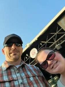 T.C. attended Jason Aldean: Back in the Saddle Tour 2021 on Sep 10th 2021 via VetTix