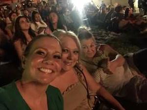 Kim attended Jason Aldean: Back in the Saddle Tour 2021 on Sep 10th 2021 via VetTix