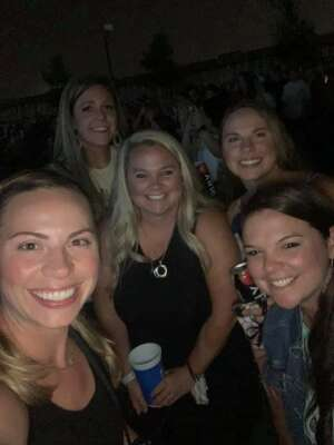 Tiffany attended Jason Aldean: Back in the Saddle Tour 2021 on Sep 10th 2021 via VetTix