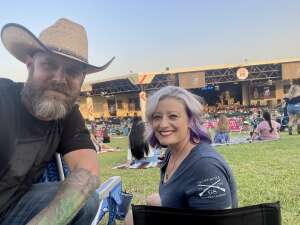 Rob H attended Jason Aldean: Back in the Saddle Tour 2021 on Sep 10th 2021 via VetTix
