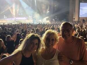 David attended Jason Aldean: Back in the Saddle Tour 2021 on Sep 10th 2021 via VetTix