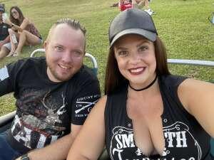 Megan Askey attended Jason Aldean: Back in the Saddle Tour 2021 on Sep 10th 2021 via VetTix