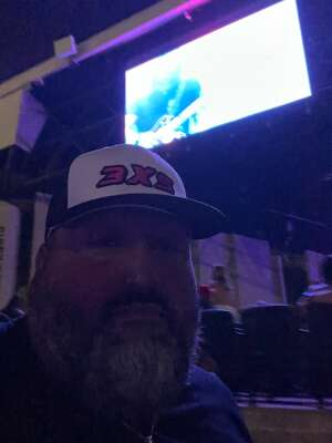 Mundo attended Jason Aldean: Back in the Saddle Tour 2021 on Sep 10th 2021 via VetTix