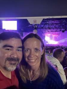 Rob attended Jason Aldean: Back in the Saddle Tour 2021 on Sep 10th 2021 via VetTix