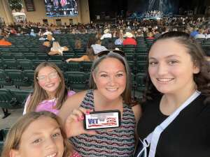 Neill French  attended Jason Aldean: Back in the Saddle Tour 2021 on Sep 10th 2021 via VetTix
