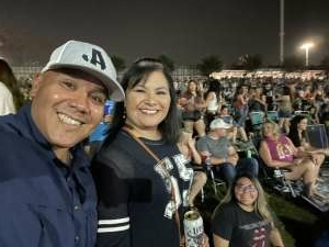 Jose Herrera attended Jason Aldean: Back in the Saddle Tour 2021 on Sep 10th 2021 via VetTix