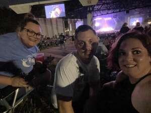 Kristin attended Jason Aldean: Back in the Saddle Tour 2021 on Sep 10th 2021 via VetTix