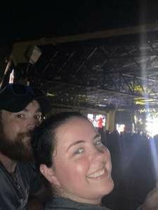 Montana attended Jason Aldean: Back in the Saddle Tour 2021 on Sep 10th 2021 via VetTix