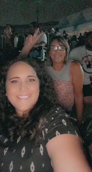 Kristen Giordano attended Jason Aldean: Back in the Saddle Tour 2021 on Sep 10th 2021 via VetTix