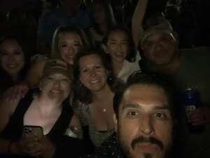 Fernando Hernandez attended Jason Aldean: Back in the Saddle Tour 2021 on Sep 10th 2021 via VetTix