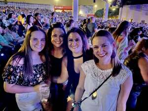 Tiffany Terry attended Jason Aldean: Back in the Saddle Tour 2021 on Sep 10th 2021 via VetTix
