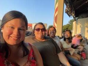 Erika C attended Jason Aldean: Back in the Saddle Tour 2021 on Sep 10th 2021 via VetTix