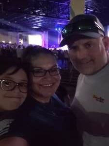 America attended Jason Aldean: Back in the Saddle Tour 2021 on Sep 10th 2021 via VetTix