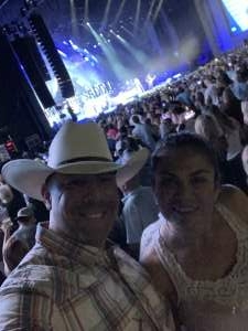 Manny attended Jason Aldean: Back in the Saddle Tour 2021 on Sep 10th 2021 via VetTix