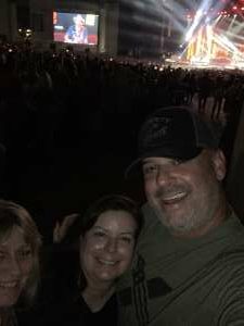 Brian attended Jason Aldean: Back in the Saddle Tour 2021 on Sep 10th 2021 via VetTix