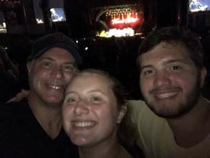 Todd attended Brooks & Dunn Reboot 2021 Tour on Sep 18th 2021 via VetTix
