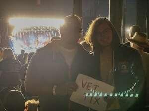 Geo attended Brooks & Dunn Reboot 2021 Tour on Sep 18th 2021 via VetTix