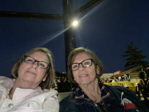 Cathy attended Brooks & Dunn Reboot 2021 Tour on Sep 18th 2021 via VetTix