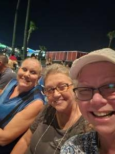 Jennifer  attended Lady a What a Song Can Do Tour 2021 on Sep 16th 2021 via VetTix