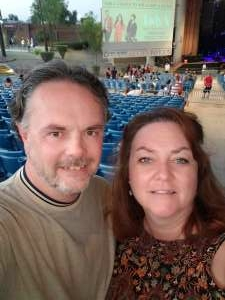 Chad M attended Lady a What a Song Can Do Tour 2021 on Sep 16th 2021 via VetTix