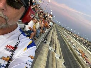 Oufan580  attended Cookout Southern 500 - NASCAR Cup Series - Doubleheader on Sep 5th 2021 via VetTix