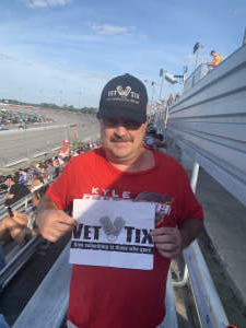 Click To Read More Feedback from Cookout Southern 500 - NASCAR Cup Series - Doubleheader