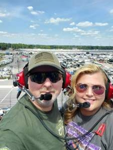 J.P. Quinn  attended Cookout Southern 500 - NASCAR Cup Series - Doubleheader on Sep 5th 2021 via VetTix