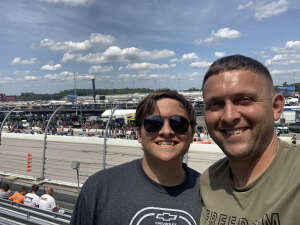 Jason attended Cookout Southern 500 - NASCAR Cup Series - Doubleheader on Sep 5th 2021 via VetTix