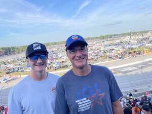 Bill attended Cookout Southern 500 - NASCAR Cup Series - Doubleheader on Sep 5th 2021 via VetTix