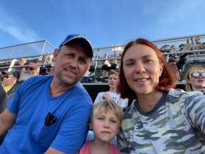 Chris K. attended Cookout Southern 500 - NASCAR Cup Series - Doubleheader on Sep 5th 2021 via VetTix