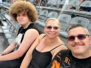 Eric G attended Cookout Southern 500 - NASCAR Cup Series - Doubleheader on Sep 5th 2021 via VetTix