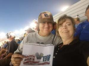 Jay  attended Cookout Southern 500 - NASCAR Cup Series - Doubleheader on Sep 5th 2021 via VetTix