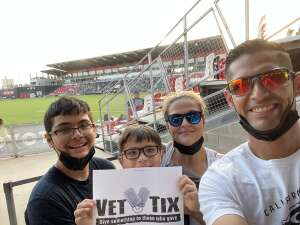 Click To Read More Feedback from San Antonio FC vs. Pittsburgh Riverhounds SC - USL Championship League