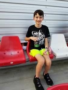 Tom attended San Antonio FC vs. Pittsburgh Riverhounds SC - USL Championship League on Sep 4th 2021 via VetTix