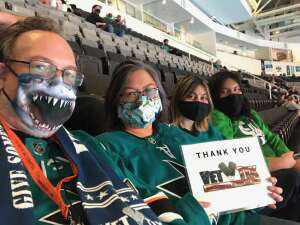 Click To Read More Feedback from San Jose Sharks vs. Anaheim Ducks - NHL