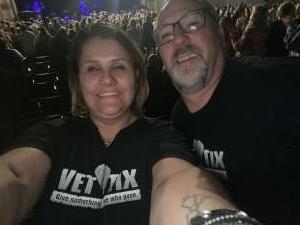 Gracee attended John Michael Montgomery on Sep 9th 2021 via VetTix