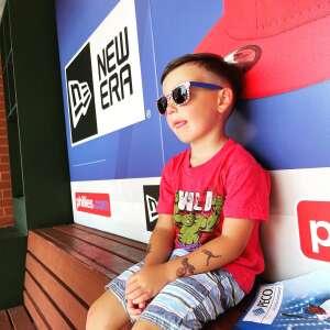 Rich  attended Philadelphia Phillies vs. Pittsburgh Pirates - MLB on Sep 23rd 2021 via VetTix