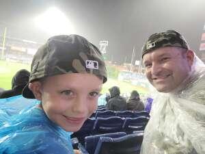 Devin  attended Philadelphia Phillies vs. Pittsburgh Pirates - MLB on Sep 23rd 2021 via VetTix