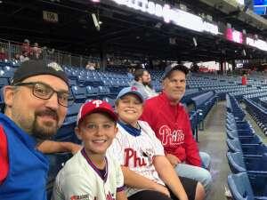 Joe C attended Philadelphia Phillies vs. Pittsburgh Pirates - MLB on Sep 23rd 2021 via VetTix