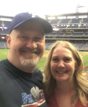 Bob attended Philadelphia Phillies vs. Pittsburgh Pirates - MLB on Sep 23rd 2021 via VetTix