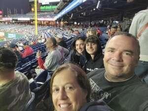 Matt attended Philadelphia Phillies vs. Pittsburgh Pirates - MLB on Sep 23rd 2021 via VetTix