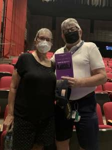 Don attended Next to Normal on Sep 22nd 2021 via VetTix
